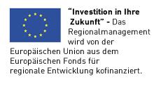 Logo der EU-Regionalförderung
